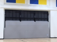 Mechanical Stage in Gym (folds up when not in use)