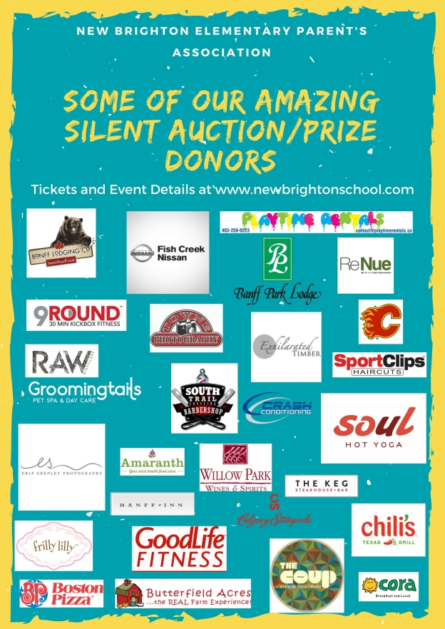 Donors Silent Auction (1)