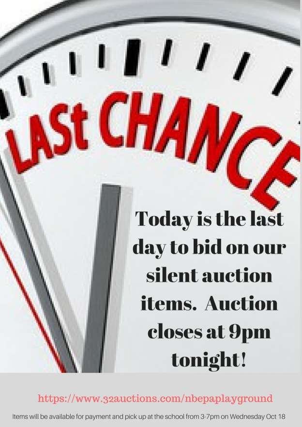 Last Chance Auction